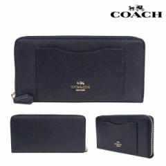 コーチ COACH 財布 長財布 レディース F54007 ミッドナイト