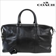 コーチ COACH バッグ ボストンバッグ メンズ F54802 ブラック [4/19 再入荷]