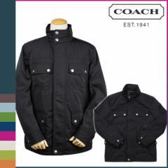 コーチ COACH ジャケット ブルゾン メンズ F82712 ネイビー