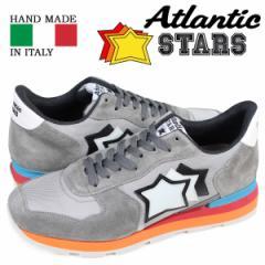 アトランティックスターズ メンズ スニーカー Atlantic STARS アンタレス ANTARES CS-85C グレー [2/25 再入荷]