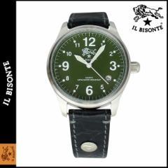 イルビゾンテ IL BISONTE 腕時計 ウォッチ H0502-VS-542N ブラック WATCH メンズ レディース