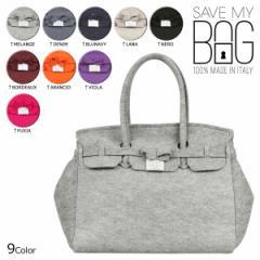 SAVE MY BAG セーブマイバッグ ハンドバッグ トートバッグ ICON FELTRO アイコン イタリア製 Mサイズ レディース