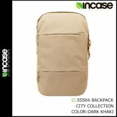 INCASE インケース バックパック リュック CL55504 ダークカーキ INCASE CITY COLLECTION BACKPACK メンズ
