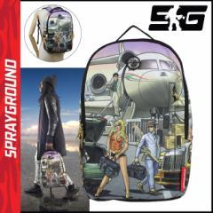 スプレーグラウンド SPRAY GROUND リュック バックパック B311 JET LIFE メンズ レディース