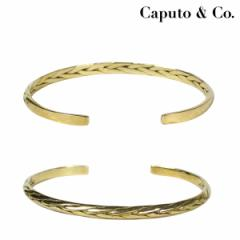 カプトアンドコー Caputo&Co バングル ブレスレット メンズ レディース