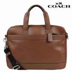 コーチ COACH メンズ バッグ ビジネスバッグ ブリーフケース F54801 ブラウン