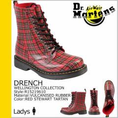 ドクターマーチン 8ホール メンズ レディース Dr.Martens ブーツ DRENCH R15219610