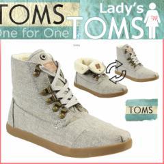 TOMS レディース トムス シューズ ブーツ TOMS SHOES トムズ HEMP WOMEN'S HIGHLANDS BOTAS トムズシューズ
