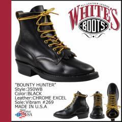 ホワイツブーツ WHITE'S BOOTS 6インチ ブーツ 6INCH BOUNTY HUNTER 350WB Eワイズ メンズ