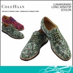 コールハーン ルナグランド Cole Haan ウイングチップ シューズ LUNARGRAND LONG WINGTIP メンズ
