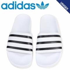 アディダス オリジナルス adidas Originals アディレッタ サンダル シャワーサンダル メンズ レディース ADILETTE ホワイト 280648