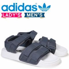 アディダス オリジナルス アディレッタ adidas Originals サンダル ADILETTE SANDAL 2.0 W レディース メンズ CQ2672 グレー