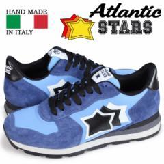 アトランティックスターズ スニーカー メンズ Atlantic STARS アンタレス ANTARES AAZ-81N ブルー