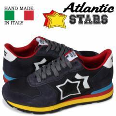 アトランティックスターズ スニーカー メンズ Atlantic STARS アンタレス ANTARES AB-89C ネイビー [2/25 再入荷]
