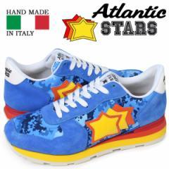 アトランティックスターズ Atlantic STARS スニーカー メンズ アンタレス ANTARES ブルー AD-27R [4/3 再入荷]