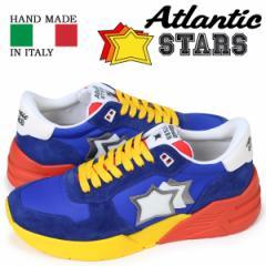 アトランティックスターズ スニーカー メンズ Atlantic STARS マーズ MARS AM-SN07 ブルー