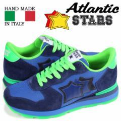 アトランティックスターズ スニーカー メンズ Atlantic STARS アンタレス ANTARES AM38VF ブルー