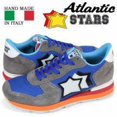 アトランティックスターズ スニーカー メンズ Atlantic STARS アンタレス ANTARES ANR-85B ブルー