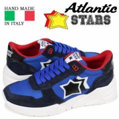 アトランティックスターズ スニーカー メンズ Atlantic STARS マーズ MARS AN-SN12 ブルー