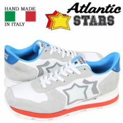 アトランティックスターズ メンズ スニーカー Atlantic STARS アンタレス ANTARES BBI-35B ライトグレー [4/4 追加入荷]
