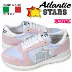 アトランティックスターズ スニーカー レディース Atlantic STARS ジェマ GEMMA CPL-86B ピンク