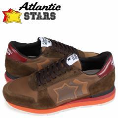 アトランティックスターズ スニーカー メンズ Atlantic STARS シリウス SIRIUS ブラウン CTM-48N