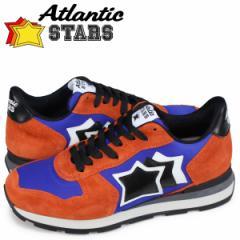 アトランティックスターズ スニーカー メンズ Atlantic STARS アンタレス ANTARES EAR-81N オレンジ