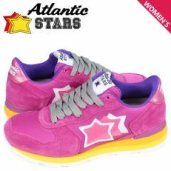 アトランティックスターズ Atlantic STARS ベガ スニーカー レディース VEGA ピンク FFV-15F 5/9 新入荷