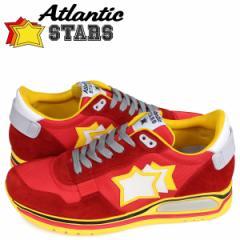 アトランティックスターズ Atlantic STARS ペガサス スニーカー メンズ PEGASUS レッド FR-J09 4/25 新入荷