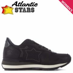 アトランティックスターズ Atlantic STARS ベガ スニーカー レディース VEGA ブラック 黒 BO1-81N 4/25 新入荷