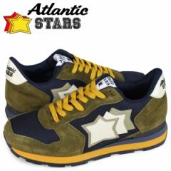 アトランティックスターズ スニーカー メンズ Atlantic STARS アンタレス ANTARES GMN-04NY ネイビー