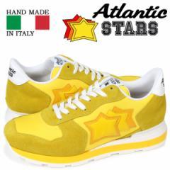 アトランティックスターズ メンズ スニーカー Atlantic STARS アンタレス ANTARES GS-36B イエロー [4/3 再入荷]