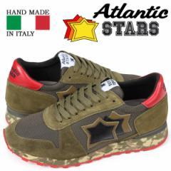 アトランティックスターズ スニーカー メンズ Atlantic STARS アルゴ ARGO MGNYRMMM ブラウン