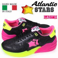 アトランティックスターズ スニーカー レディース Atlantic STARS ビーナス VENUS NB-SN05 ブラック