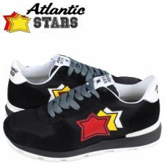 アトランティックスターズ Atlantic STARS アンタレス スニーカー メンズ ANTARES ブラック 黒 NBN-41B [4/5 新入荷]