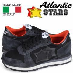 アトランティックスターズ スニーカー メンズ Atlantic STARS シリウス SIRIUS NGA-81N ブラック