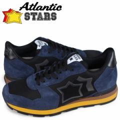 アトランティックスターズ スニーカー メンズ Atlantic STARS アンタレス ANTARES NHN-03N ブラック