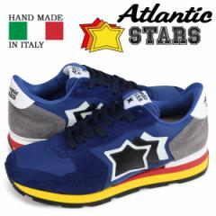 アトランティックスターズ スニーカー メンズ Atlantic STARS アンタレス ANTARES ブルー NN-89B