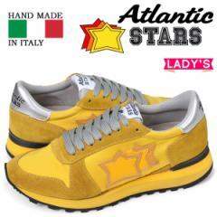 アトランティックスターズ スニーカー レディース Atlantic STARS アレナ ALHENA OTNYNGGN イエロー