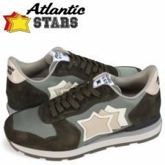 アトランティックスターズ スニーカー メンズ Atlantic STARS アンタレス ANTARES SMU-64N グリーン