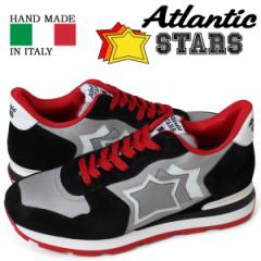 アトランティックスターズ スニーカー メンズ Atlantic STARS アンタレス ANTARES SN-26B ブラック
