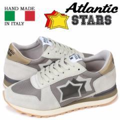 アトランティックスターズ スニーカー メンズ Atlantic STARS アルゴ ARGO TANYAPOAE グレー
