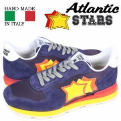 アトランティックスターズ スニーカー メンズ Atlantic STARS アンタレス ANTARES VB27R パープル