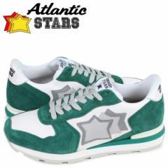 アトランティックスターズ Atlantic STARS アンタレス スニーカー メンズ ANTARES グリーン BVB-13B [4/5 新入荷]