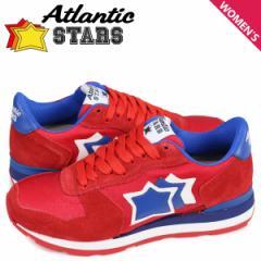 アトランティックスターズ Atlantic STARS ベガ スニーカー レディース VEGA レッド FUR-19A 4/5 新入荷