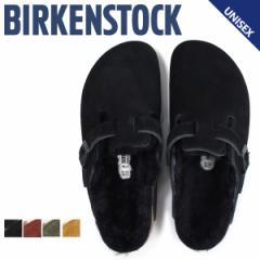 ビルケンシュトック BIRKENSTOCK ボストン メンズ レディース BOSTON ビルケン サンダル ファー ボア 細幅 普通幅