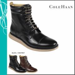 コールハーン ルナグランド Cole Haan ブーツ LUNARGRAND LACE BOOT Mワイズ メンズ