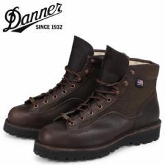 ダナー Danner ダナーライト2 ブーツ メンズ DANNER LIGHT 2 MADE IN USA ダークブラウン 33020 [3/4 新入荷]