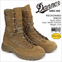 ダナー Danner ブーツ RECKONING 8INCH 53221 メンズ ブラウン