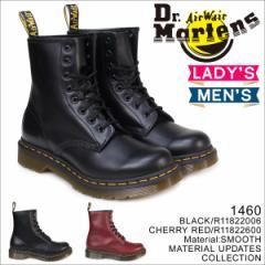 ドクターマーチン 8ホール 1460 レディース Dr.Martens ブーツ WOMENS 8EYE BOOT R11821006 R11821600 メンズ